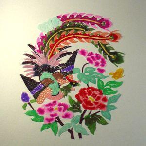 切り絵(色付き) 中国雑貨【多幸屋】切り絵販売|takouya