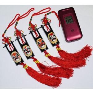 開運招福つるし飾り★【4pセット】★中国結び飾り・お守り・中国伝統装身具小物|takouya