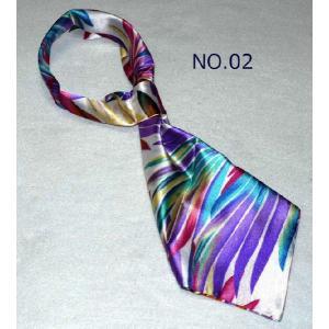 ☆最短で翌日お届け☆ 便利なリボン型スカーフ★美品激安!厳選したシルク調スカーフ20種★|takouya|04