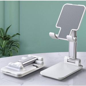 卓上 スマホ スタンド ホルダー タブレット スタンド 折り畳み式 携帯 スタンド, 角度/高さ自由...
