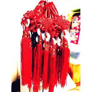 中国房飾り 結び飾り 手芸素材 中国雑貨多幸屋 つるし飾り  お祭り チャイナタッセル シノワズリ 雑貨 小物|takouya