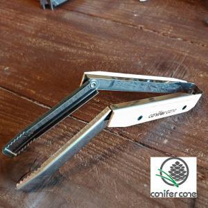 conifercone コニファーコーン アングルマスター フォールディングトング 日本製|takt