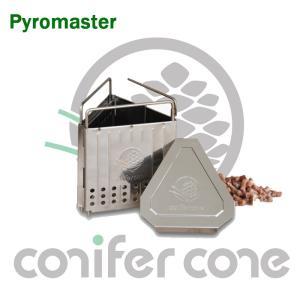 conifercone コニファーコーン パイロマスター フォールディング ウッド ストーブ 日本製 送料無料|takt