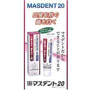 マスデント20 マスデントガード ゼリア新薬|takt