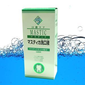 口腔ケア マスチック マスティカ洗口液 480ml|takt