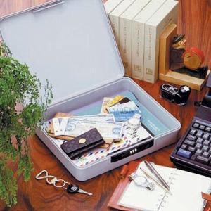 金庫 PV-330 小型 おしゃれ 手提げ金庫 オフィス用品 家庭用 金庫  アイリスオーヤマ カギ付き 鍵付 小物入れ|takuhaibin|02