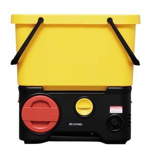 タンク式高圧洗浄機 充電タイプ SDT-L01 イエロー/ブラック アイリスオーヤマ (あすつく)|takuhaibin|04