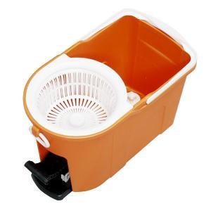 回転(スピン)モップ アイリスオーヤマ洗浄機能付き本体+モップヘッド3枚+洗浄剤セット KMO-490SP sale|takuhaibin|04