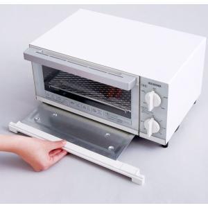 オーブントースター IOT-130K-W グレー アイリスオーヤマ|takuhaibin|02