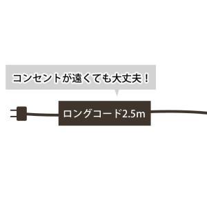 IHクッキングヒーター IHコンロ 薄型 1口 卓上 アイリスオーヤマ 省スペース ロングコード 簡単 安全自動停止機能付き ブラック あすつく|takuhaibin|16