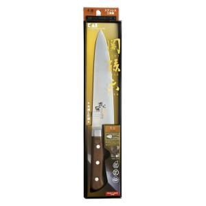 包丁 ナイフ 関孫六 木蓮 牛刀180mm 000AE5157 貝印(B)|takuhaibin|02