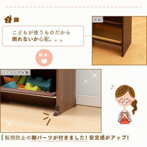 おもちゃ 収納 おもちゃ箱 トイハウスラック おもちゃ収納 収納ボックス 本棚付トイハウスラック HTHR-34 アイリスオーヤマ|takuhaibin|11