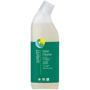 トイレ用洗剤 ソネット ナチュラルトイレットクリーナー 750ml SNN3601SONET オーガニック洗剤 ドイツ ナチュラル洗剤