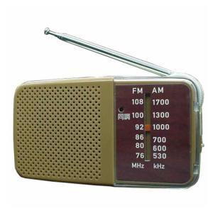 ホームラジオJr. ブラウン R15-606 アンドーインターナショナル (D)