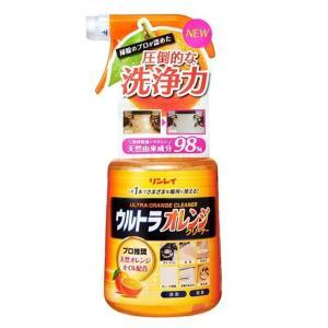 ウルトラオレンジクリーナー 700ml  掃除用品 掃除 リンレイ (D)|takuhaibin