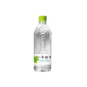 いろはす 水 い・ろ・は・す(555ml)48本セット ペットボトル コカ・コーラ ミネラルウォーター 水 まとめ買い (代引不可)(TD)