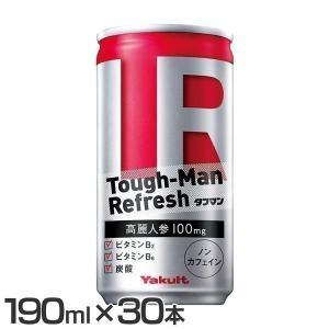 [30本入り]タフマン リフレッシュ 190ml (D)