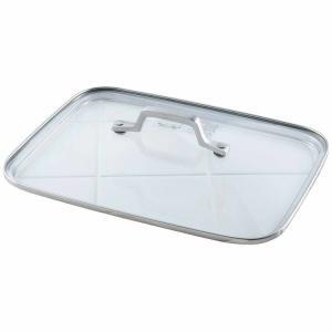 O.E.C.W角鍋用ガラス蓋 000DY5227 貝印 (D)|takuhaibin