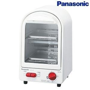 パナソニック オーブントースター 縦型オーブントースター NT-Y12P-W