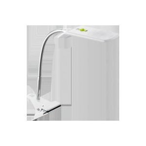 LEDクリップライト LE-H124W ホワイト  ツインバード (在庫処分)|takuhaibin