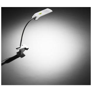LEDクリップライト LE-H124W ホワイト  ツインバード (在庫処分)|takuhaibin|02