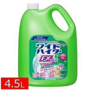 ワイドハイター 花王プロシリーズ ワイドハイターEXパワー 業務用 4.5L 漂白 消臭|takuhaibin