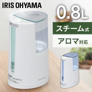 加湿器 卓上加湿器 卓上 除菌 アロマ 加熱式 加熱式加湿器 SHM-100U アイリスオーヤマ|takuhaibin