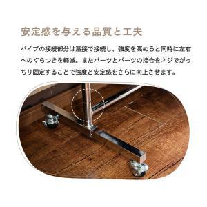 パイプハンガー 2段 【耐荷重116kg】 CW3001-78 コートハンガー ハンガーラック 頑丈 洋服掛け 高耐荷重 アイリスオーヤマ|takuhaibin|08