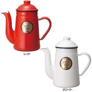 ●商品サイズ(cm):底径約11 ●材質:ホーロー ●容量:約1.0L ●カラー:レッド、ホワイト ...