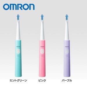 電動歯ブラシ HT-B210 デンタル 歯 オムロン 本体 ...