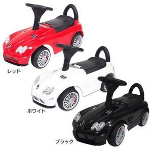 乗り物 おもちゃ 車 メルセデス ベンツ 乗用カーメルセデスベンツSLR DMD-258-RD SIS (D)(代引不可)(指定日不可)|takuhaibin