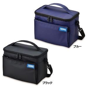 サーモス ソフトクーラー 5L REQ-005 BK サーモス株式会社 (D)