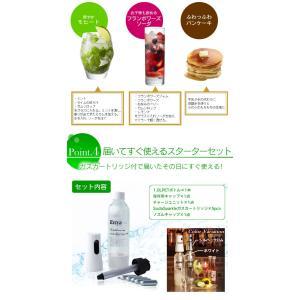 ソーダメーカー 1.0Lボトル スターターキット|takuhaibin|05