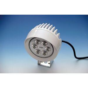 LEDハイパワーライト(スーパーブライト/2.5wx6LED)丸型|takumarine