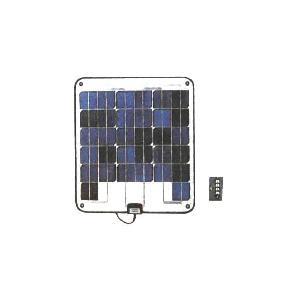 ソーラーパネル BL832(12V-6.2W)|takumarine