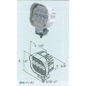LEDデッキライト(ハイパワー/マルチスポット1.3xwx10LED)|takumarine