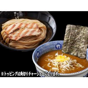 麺屋たけ井 濃厚豚骨魚介つけ麺|takumen