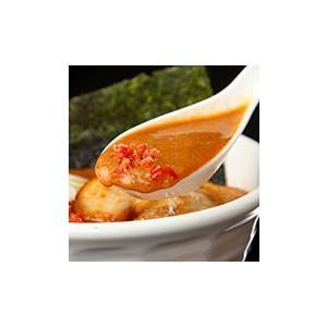 山形 新旬屋 麺 極濃海老豚骨つけ蕎麦|takumen|03