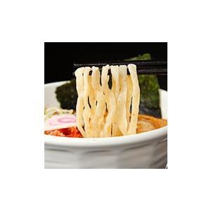 山形 新旬屋 麺 極濃海老豚骨つけ蕎麦|takumen|04