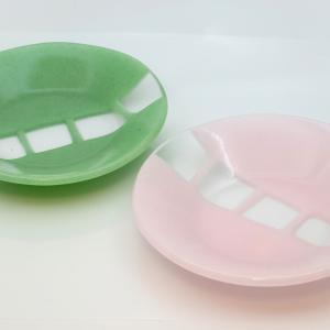 サブロウ M-8C 丸鉢(中) ガラス器