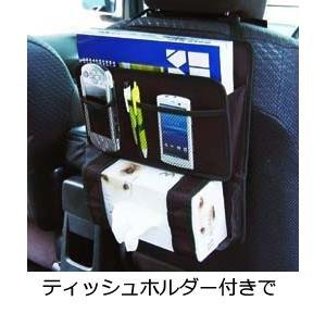 ●4通りの使い方ができるリアポケット。 ●樹脂フックを使用してドアサイドにも取り付けできます。 (耐...