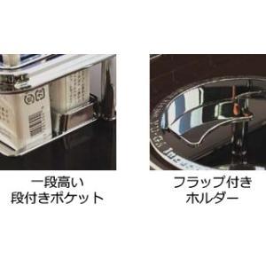 カシムラ ダブルドリンクテーブル YU-49 ドリンクホルダー トラック・カー用品|takumikikaku|03