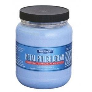 ブルーマジック メタルポリッシュクリーム アルミツヤ出し 2kg トラック・カー用品|takumikikaku