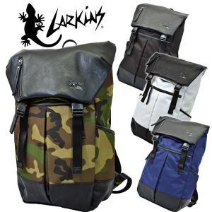 LARKINS カブセバックパック LTPM-04 リュック ラーキンス takumis