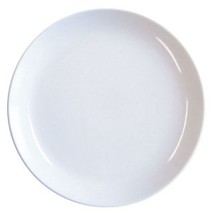 らくやきマーカー 無地(白)お皿 RMS-500 無地陶器...