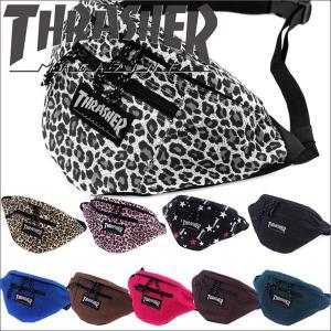 【メール便OK】 THRASHER スラッシャー THRSG-2800 ウェストバッグ|takumis