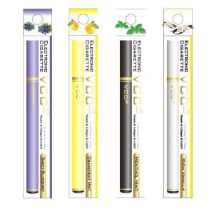 メール便OK エレクトロニック シガレット VCC 使いきり電子タバコ リキッド ビタミン コラーゲン コエンザイムQ10 電子タバコ リキッド ニコチン タ