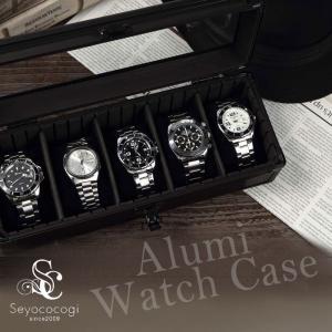 腕時計 ケース コレクションケース 収納ボックス 5本 送料無料 takumiyshop