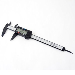 カーボン製 デジタルノギス 150mm mm/inchi切替|takuta2