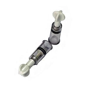 手動式乳頭吸引器 2個セット ニップルサッカー  Sサイズ 内直径1.8cm|takuta2